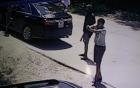 Video: Camera quay cảnh chủ tiệm sửa xe bị truy sát đến chết 4
