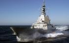 Khinh hạm Aegis của Tây Ban Nha thể hiện uy lực vượt trội