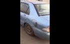 Kẻ trộm khóc thét khi gặp phải khóa xe của