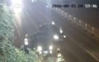 Video: Tài xế tăng ga, đâm thẳng vào CSGT