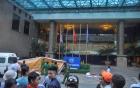 Người đàn ông tử vong trước khách sạn 5 sao ở Sài Gòn