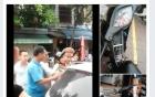 Nghi vấn CSGT Vĩnh Phúc vụt chảy máu mồm người vi phạm giao thông