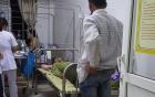 Trưởng công an xã bị rách lưỡi do súng cướp cò