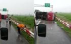 Chân dung tài xế xe tải dũng cảm cứu xe khách mất phanh khi xuống đèo 2