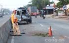 Tin TNGT mới nhất ngày 19/9: 2 xe khách đấu đầu, 18 người thương vong 3