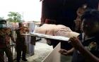 Nam bệnh nhân phải nhập viện bằng xe tải 5 tấn vì quá béo