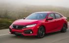 Honda Civic Hatchback 2017 chốt giá từ 19.700 USD
