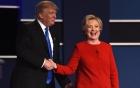 Trump - Clinton: Đối đầu kịch tính trong tranh luận trực tiếp lần 2 4