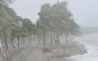 Diễn biến mới nhất cơn bão số 7- bão Sarika giật cấp 16