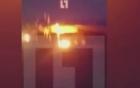 Video: Oanh tạc cơ chiến lược Nga bốc cháy trên đường băng