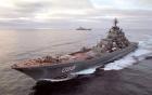 Video: Uy lực tuần dương hạm mạnh nhất của Hải quân Nga