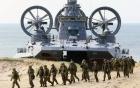 Đặc nhiệm Hải quân Nga thị uy sức mạnh chiến đấu dưới nước