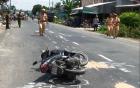 Xe máy đâm nhau kinh hoàng, 3 người chết thảm