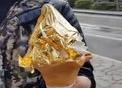 Video: Cây kem bọc vàng giá 8 USD