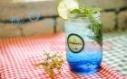 Giải khát với Moctail biển xanh cho người yêu phong cách Ý