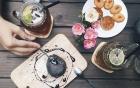 Hẹn hò ở 3 quán trà bánh xinh đẹp khiến nàng thích mê