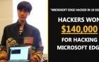 Hacker trẻ nhận hơn 3 tỷ sau 18 giây hack thành công trình duyệt Microsoft