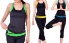 Thoải mái luyện tập với mẹo chọn quần áo tập yoga