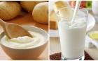 3 Cách làm đẹp bằng mặt nạ khoai tây vô cùng đơn giản và hiệu quả