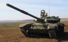 Video: Trúng hai tên lửa TOW từ quân nổi dậy, xe tăng T-72 vẫn đứng vững
