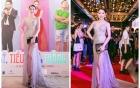 Hoa hậu Huỳnh Thúy Anh diện đầm xuyên thấu, khoe vẻ đẹp gợi cảm