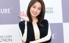 Kim Tae  Hee gây náo loạn tại trung tâm mua sắc vì