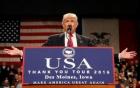 Trump: Nói Nga can thiệp bầu cử tổng thống Mỹ là