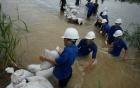 Ngày 18/12, mưa tăng trở lại từ Bình Định đến Ninh Thuận:Ngập lụt nghiêm trọng vẫn tiếp diễn