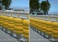 Những con lăn làm dải phân cách giảm thiếu tối đa tai nạn giao thông