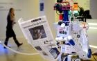 Công ty Nhật chuyển việc cho robot, sa thải 34 nhân viên