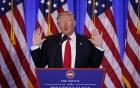 Trump nói Trung Quốc lấn lướt Mỹ, xây pháo đài lớn ở Biển Đông
