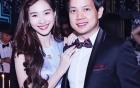 Hoa hậu Đặng Thu Thảo khóc nức nở bên bạn trai đại gia