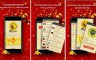 7 ứng dụng giải trí và nhắn tin miễn phí Tết 2017 cho các thiết bị Android