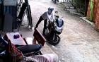 Ngày Tết, làm thế nào để chống trộm xe máy?