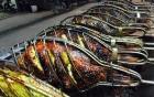 Kiếm bộn 3 triệu mỗi ngày nhờ bán cá nướng Tây bắc ở vỉa hè Hà Nội