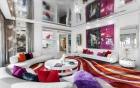 """Biệt thự đầy màu sắc giá 27,5 triệu USD của """"ông hoàng"""" thời trang Tommy"""