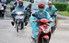 Bảo dưỡng xe trong những ngày mưa phùn kéo dài