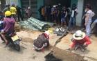 Lùi xe bất cẩn, nhân viên rửa xe ủi bay hàng loạt xe máy