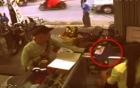 Trộm tinh vi lấy đi iPhone 6 ngay trước mặt chủ quán