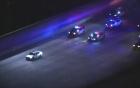 Cảnh sát đuổi theo tên giết người như phim hành động