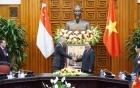 Thủ tướng Lý Hiển Long cam kết hỗ trợ Việt Nam về vấn đề Biển Đông
