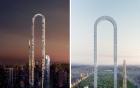 Tòa nhà với thiết kế hình chữ U phá vỡ mọi kỷ lục về chiều cao trên thế giới được hé lộ