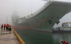 Trung Quốc chuẩn bị hạ thủy tàu sân bay thứ hai
