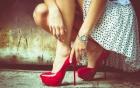Bí quyết đi giày cao gót cả ngày mà không hại đến sức khỏe