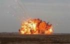 Uy lực khủng khiếp của mẹ của các loại bom mà Mỹ vừa sử dụng