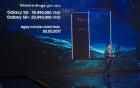 Galaxy S8/S8+ ra mắt thị trường Việt giá 18,5 và 20,5 triệu