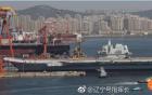 Video: Trung Quốc hạ thủy tàu sân bay nội địa đầu tiên