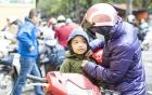 Miền Bắc đón không khí lạnh, Hà Nội có mưa dông