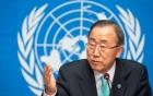 Ông Ban Ki-moon cảnh báo thế giới về sự hủy diệt hạt nhân