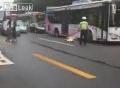 Người đàn ông bị ô tô đâm thật sau khi giả vờ bị thương ăn vạ